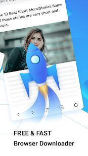APUS Browser-Private amp Fast screenshots 2