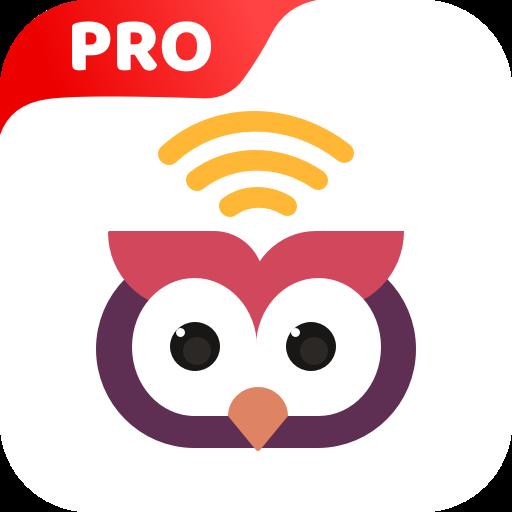 NightOwl VPN PRO - Fast , Free, Unlimited, Secure logo