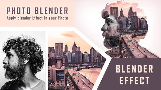 Photo Blender – Photo Mixer 1.3 screenshots 1