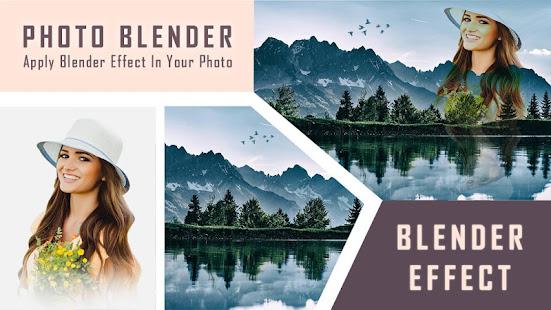 Photo Blender – Photo Mixer 1.3 screenshots 2