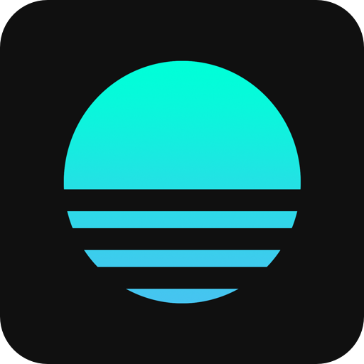 R4VE - Photo Editor, Camera, Stickers and Filters logo