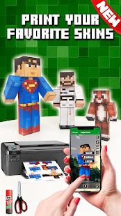 Skins for Minecraft PE amp PC 1.31 screenshots 2