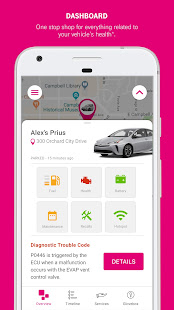 T-Mobile SyncUP DRIVE 3.9.0.90 screenshots 1