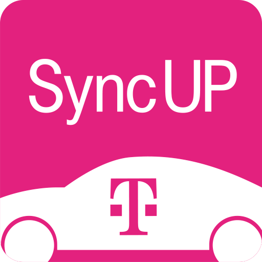 T-Mobile SyncUP DRIVE logo